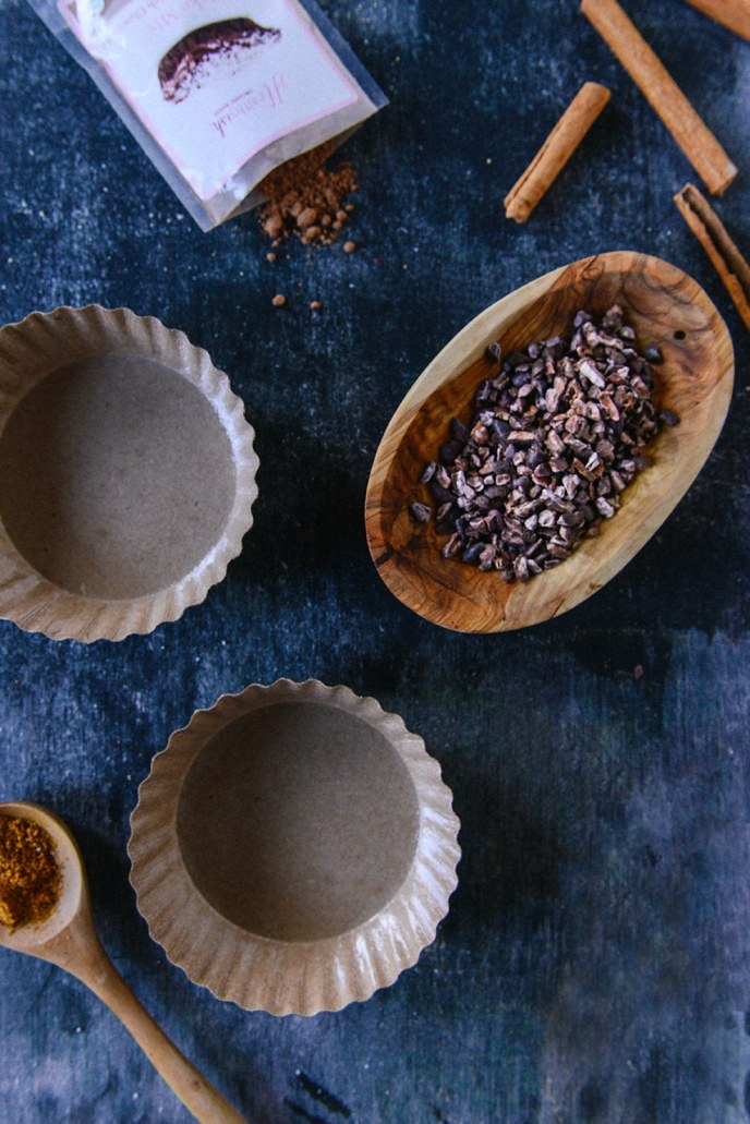 Mexican Atole: A Traditional Dark Sipping Chocolate // www.HealthyishFoods.com