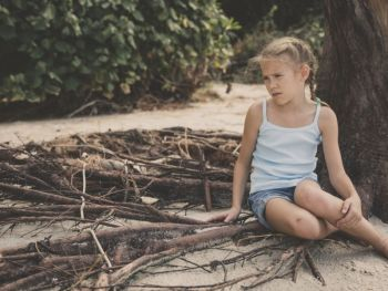 Kids with anxiety featured image