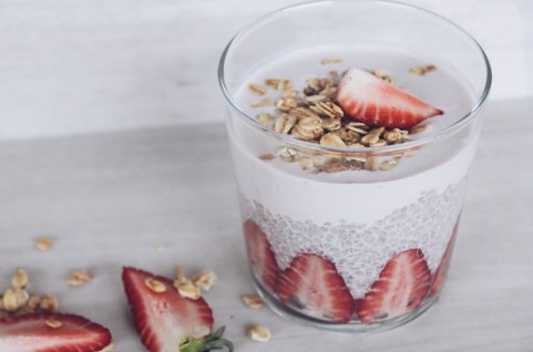 Instant Chia Pudding
