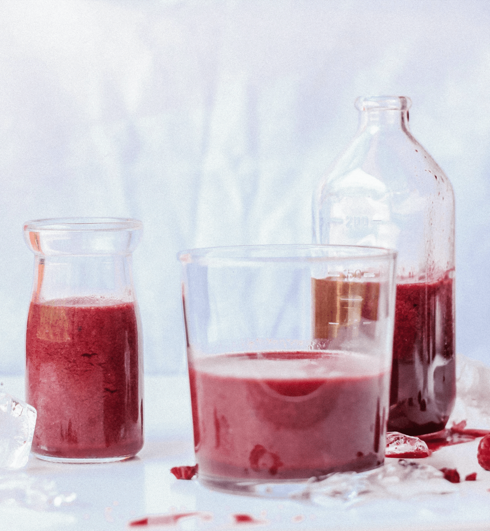 Berry Glowing Smoothie