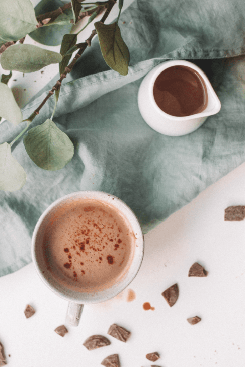 Spiced Superfood Hot Chocolate