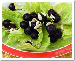 blueberry salad for kids