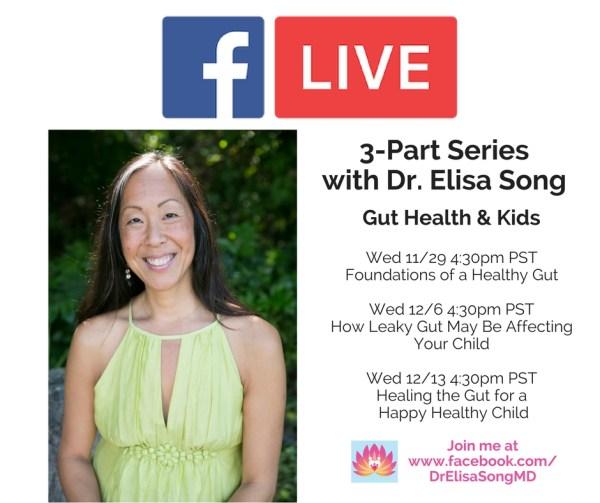 FB Live: Gut Health & Kids