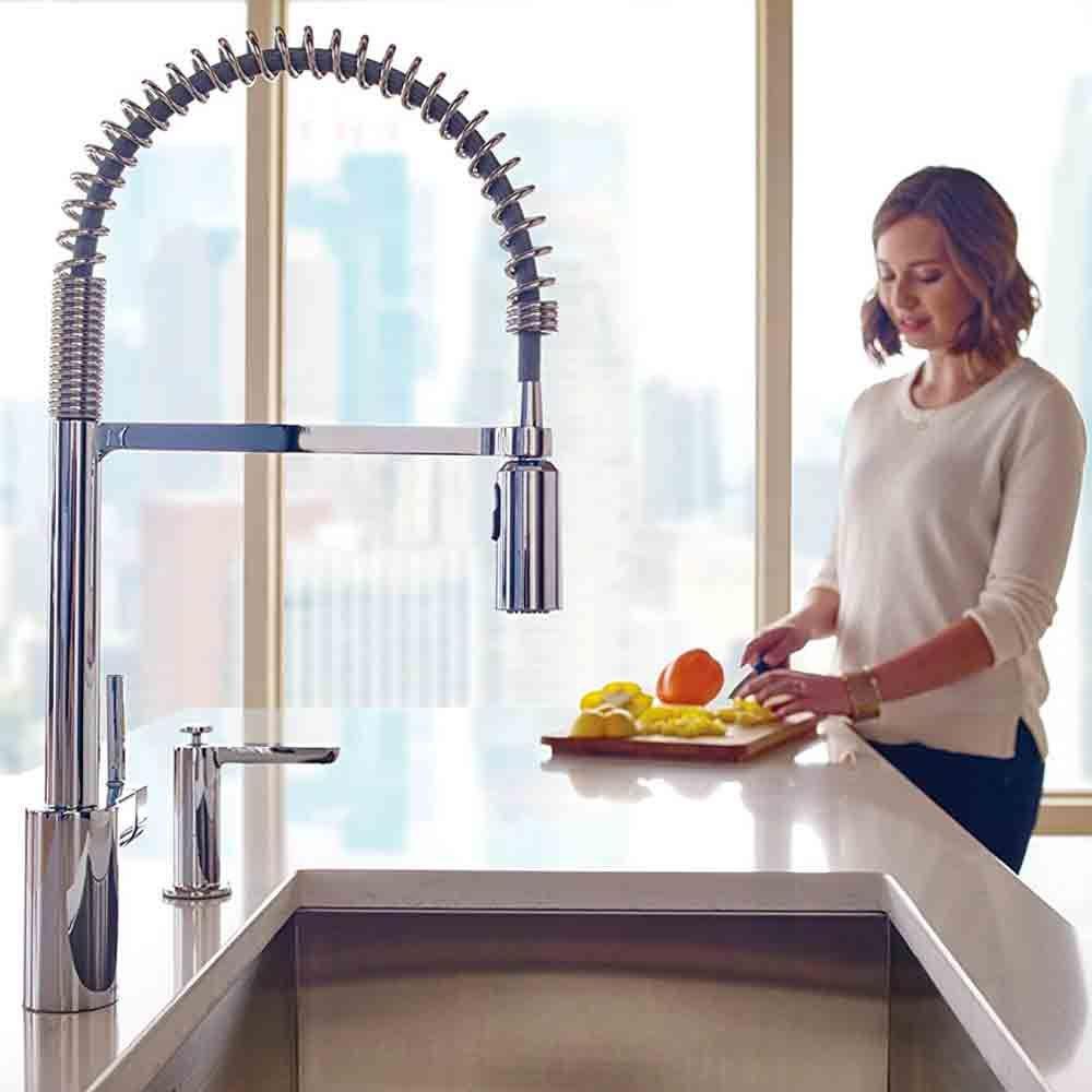 best moen kitchen faucets of 2020