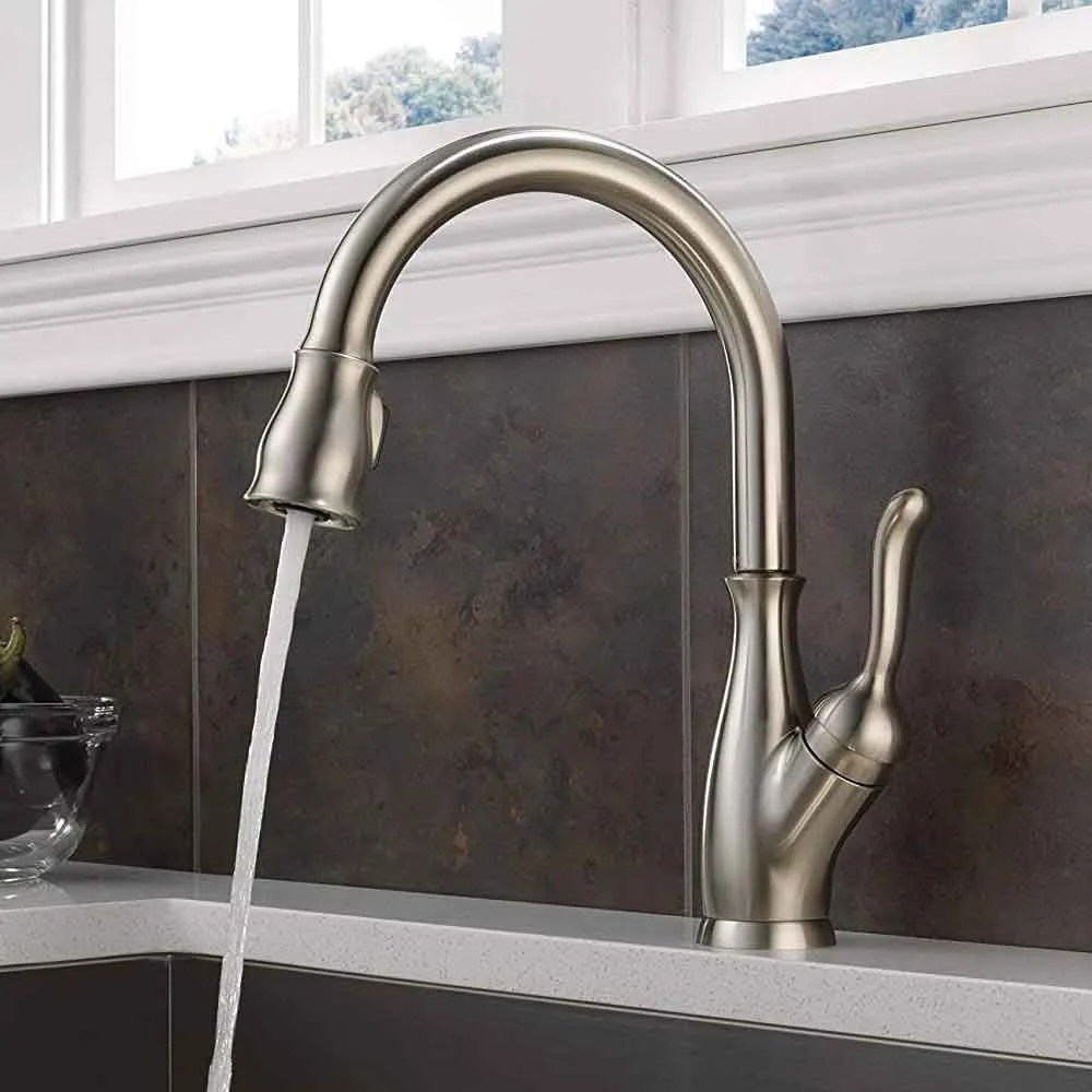 top 5 best delta kitchen faucets of