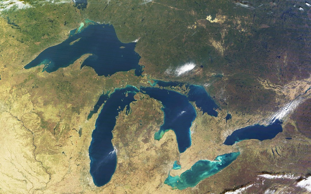 Coalition Supports Investments in Drinking Water, Great Lakes in Stimulus Bill