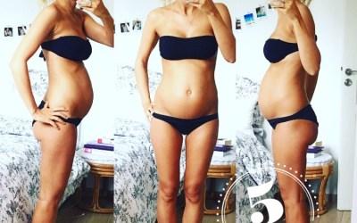 Bilan : Mon 5ème mois de femme enceinte