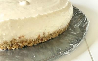 Nouvelle recette de Cheese-Cake avec alternatives