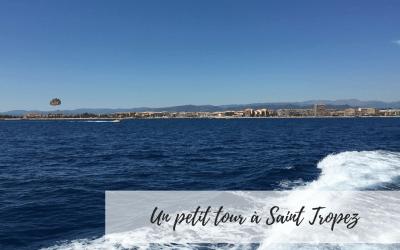 Un petit tour à St Tropez