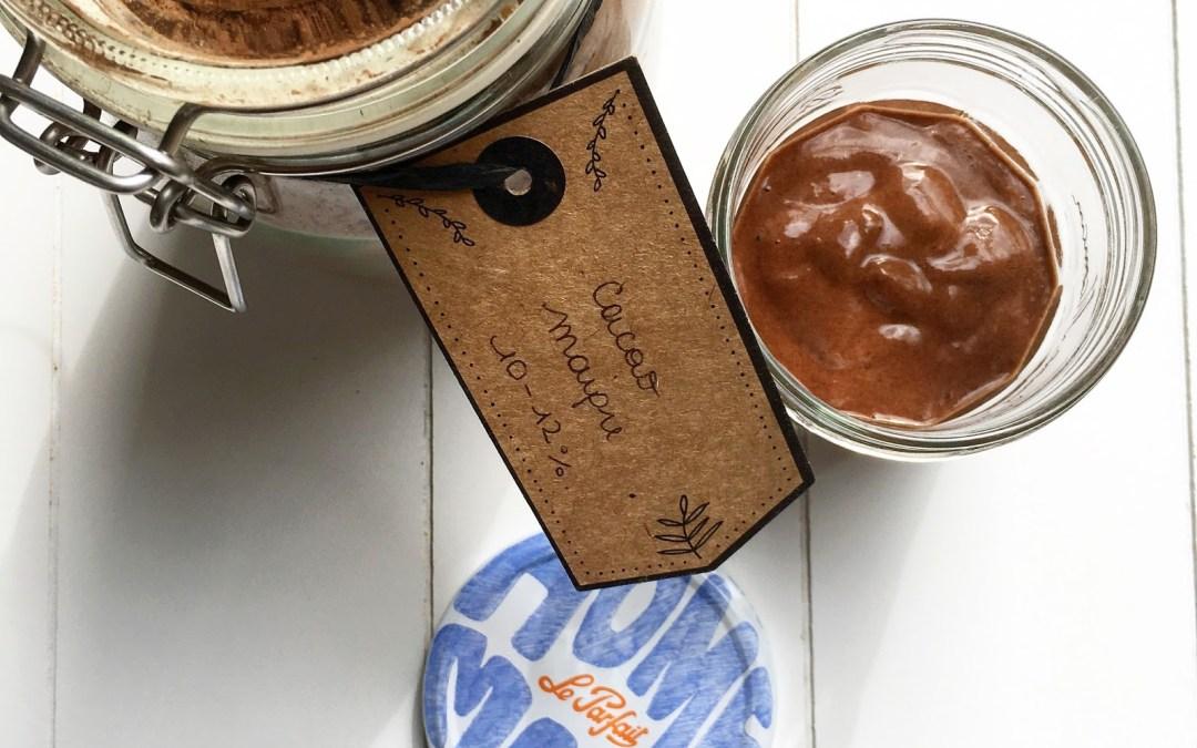 Le chocolat et Lyanna : Deux recettes saines et gourmandes