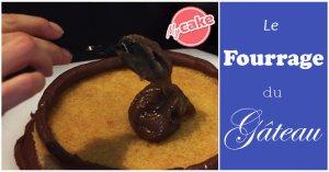 fourrage cake gâteau