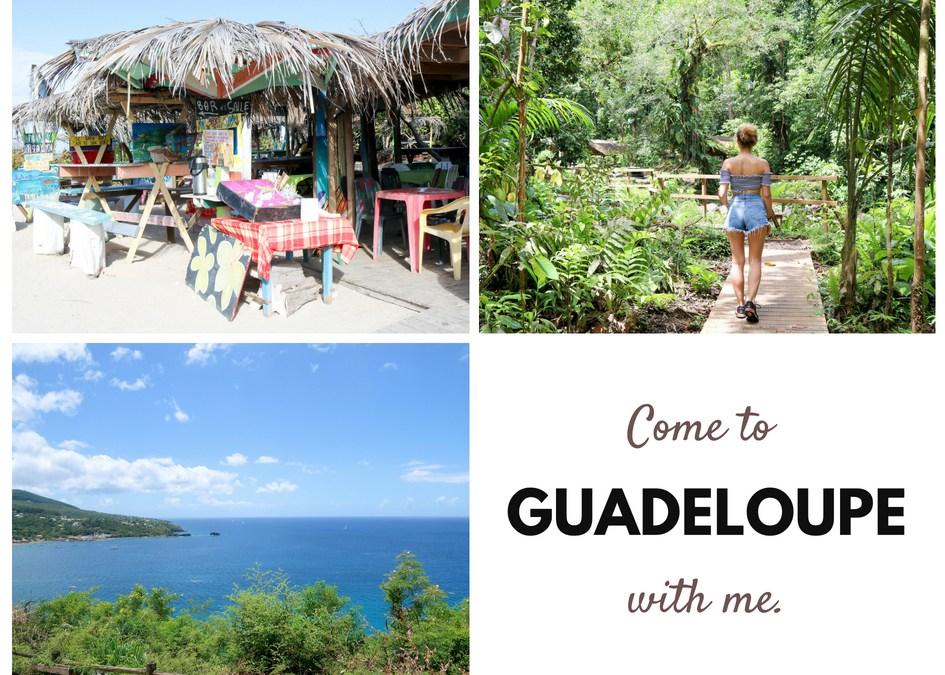 Tout sur la Guadeloupe