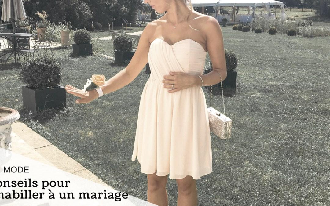 Mes conseils look quand on est invitée à un mariage