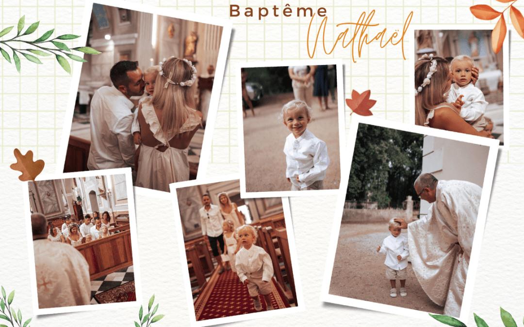Le baptême en Corse de Nathaël