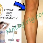 How To NATURALLY Remove Body Hair Permanently ( NO WAXING OR SHAVING ) VIDEO