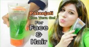 TOP 6 WAYS TO USE PATANJALI ALOE VERA GEL FOR FLAWLESS GLOWING SKIN