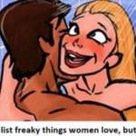 7 female body parts that all men want to stay untouched!