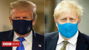 Coronavirus: Donald Trump says 'a lot of people' think masks 'are not good'