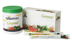 Isagenix Greens (US/EN)