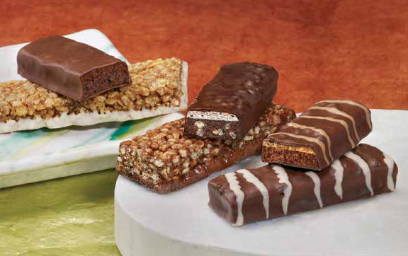 15g Protein Variety Bars