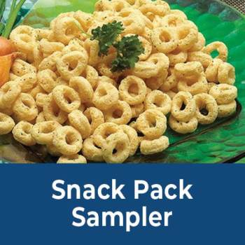 Snack Pack Sampler