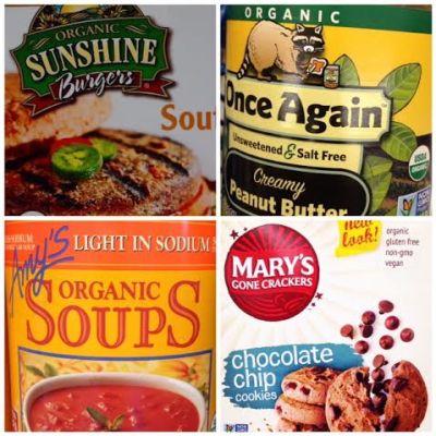 organic brands