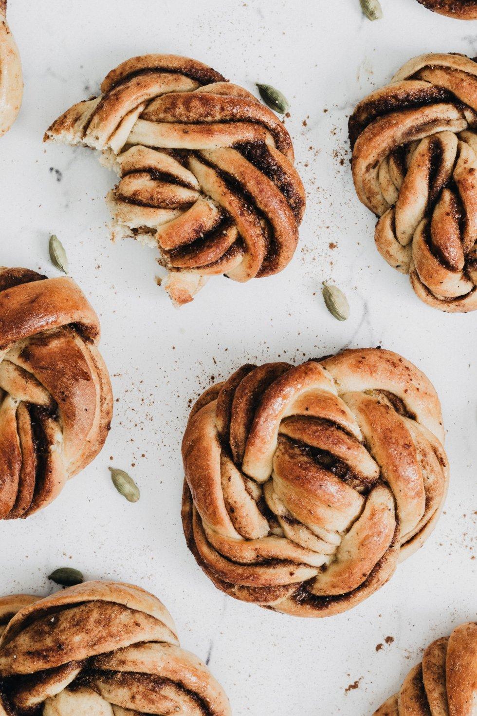 ricetta originale dei cinnamon buns
