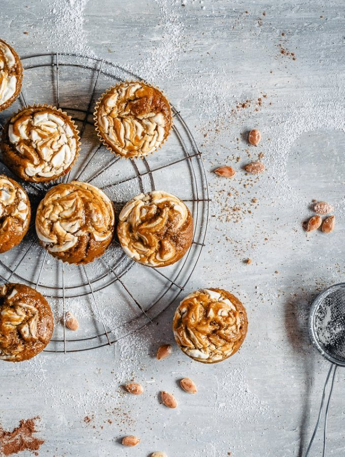 PUMPKIN SPICE MUFFINS EASY HEALTHY RECIPE