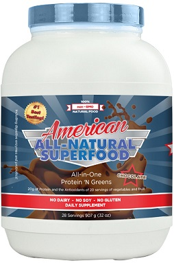 American All-Natural Superfood 1