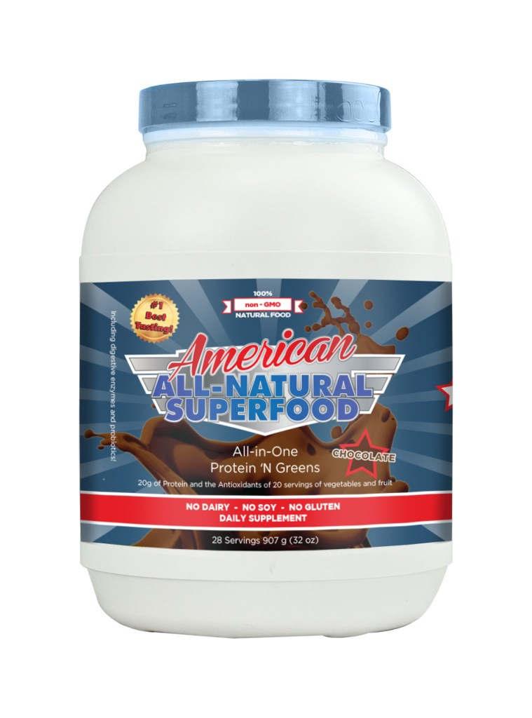 American All-Natural Superfood