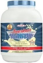 American All-Natural SuperFood Vanilla-sm