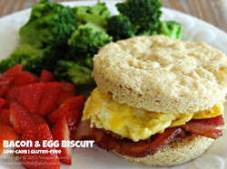 Easy Breakfast Biscuit