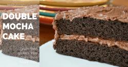 Double Mocha Cake
