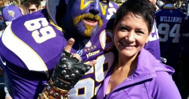 Sunday Snapshots: Purple Pride