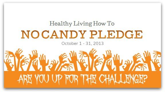 No Candy Pledge