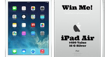 Give Away: iPad Air – $499 Value!