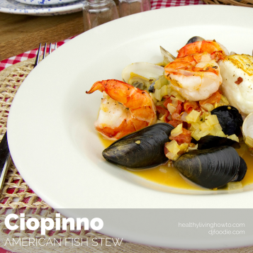 Ciopinno Recipe