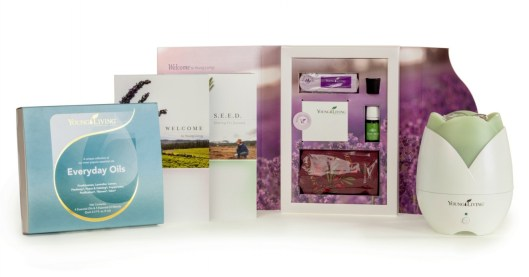Young Living Essential Oils Premium Starter Kit  healthylivinghowto.com