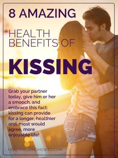 8 Amazing Health Benefits of Kissing   healthylivinghowto.com