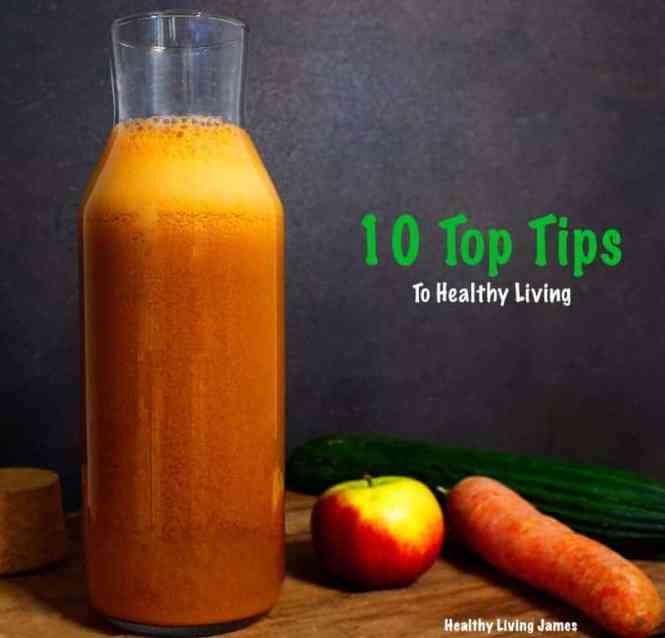 health living tips