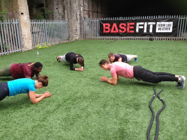 BAseFit Shoreditch