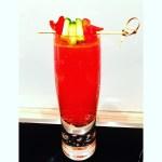 Red Pepper & Maple Bellini
