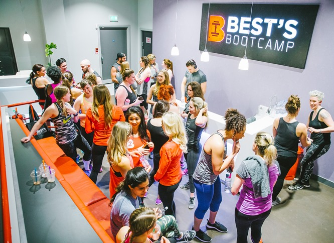 Best's Bootcamp review - post-workout