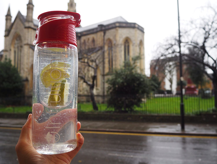 Top five gym water bottles - Infruition