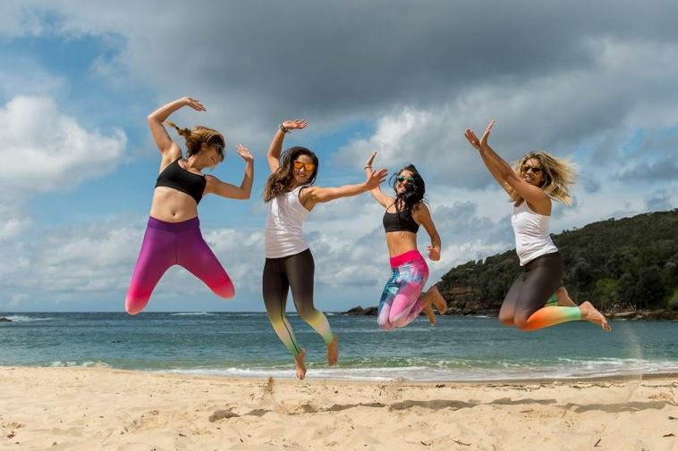Activewear do good - my mantra