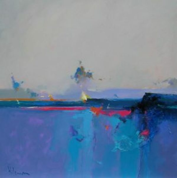 art and wellbeing - Lime Tree Gallery - Peter Wileman - Euphoria