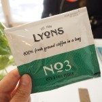 TRIED & TESTED: Lyons Coffee Bags