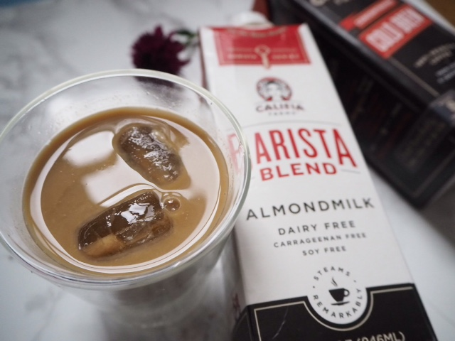 top five emergency pick me ups - Califia Cold Brew