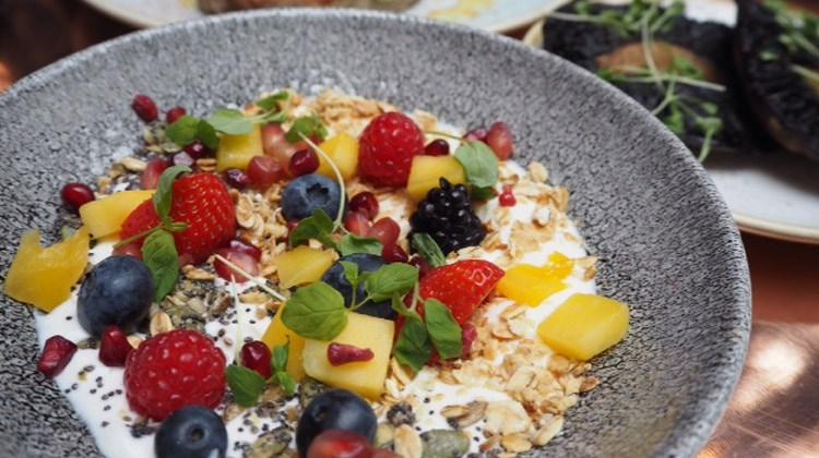 100 Wardour Street launches a new healthy breakfast menu