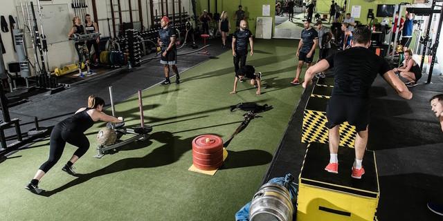 Foundry Vauxhall gym